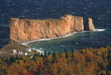 Percé Rock, Québec