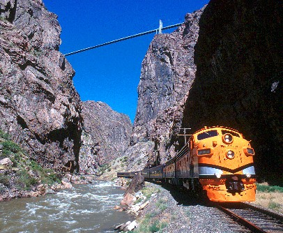 CO Royal Gorge RR