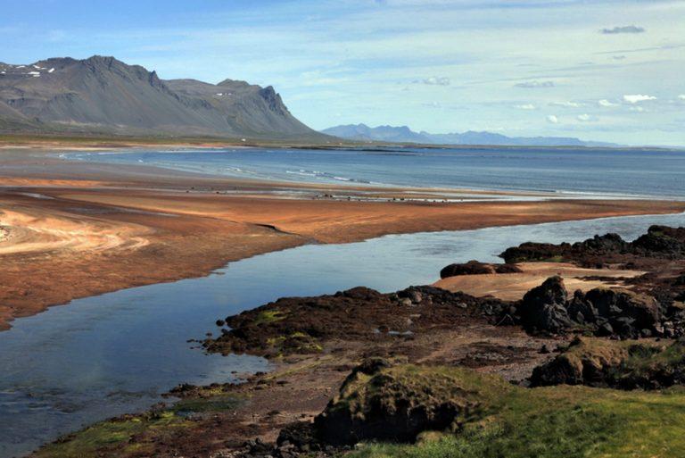 Budir beach, Snæfellsnes courtesy GJ Travel